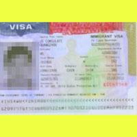 开平吴先生父女IR1签证和IR2签证拒签再申请成功
