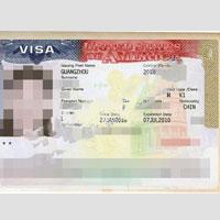 恭喜福建福州刘小姐获得美国K1未婚妻签证!